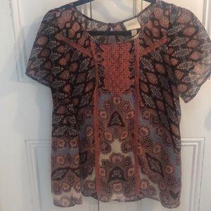 KNOX ROSE blouse